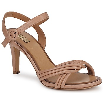 Schuhe Damen Sandalen / Sandaletten Eva Turner  Braun