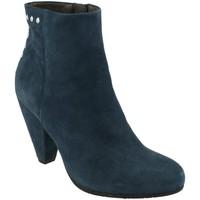 Schuhe Damen Low Boots She - He  Azul