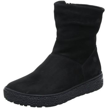 Schuhe Damen Low Boots Hartjes Stiefeletten Phil boot H 140772 schwarz
