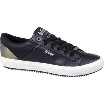 Schuhe Herren Sneaker Low Lee Cooper LCJL2031041 Schwarz, Golden
