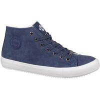 Schuhe Herren Sneaker High Lee Cooper LCJL2031012 Dunkelblau