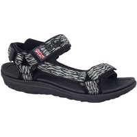 Schuhe Herren Sandalen / Sandaletten Lee Cooper LCW2034011 Schwarz, Grau
