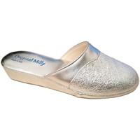 Schuhe Damen Pantoffel Milly MILLY4200arg grigio