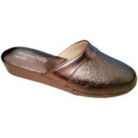 Schuhe Damen Pantoffel Milly MILLY4200pio grigio