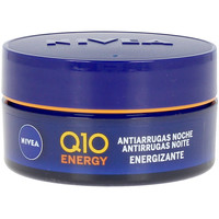Beauty Damen pflegende Körperlotion Nivea Q10+ Vitamina C Anti-arrugas+energizer Crema  50 ml
