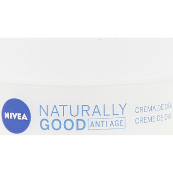 Beauty Damen Anti-Aging & Anti-Falten Produkte Nivea Naturally Good Crema Antiarrugas Día  50 ml