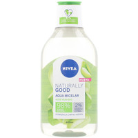 Beauty Damen Gesichtsreiniger  Nivea Naturally Good Agua Micelar  400 ml
