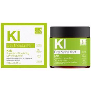 Beauty Damen pflegende Körperlotion Dr. Botanicals Kale Superfood Nourishing Day Moisturiser