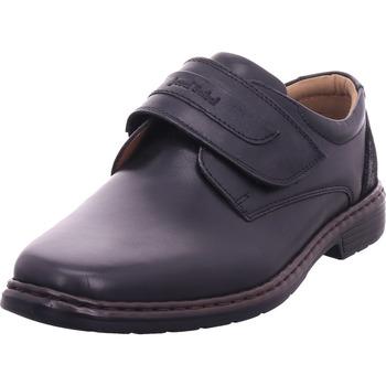 Schuhe Herren Derby-Schuhe Seibel Alastair 02 schwarz