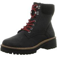 Schuhe Damen Low Boots Fritzi Aus Preußen Stiefeletten 1000100001 schwarz