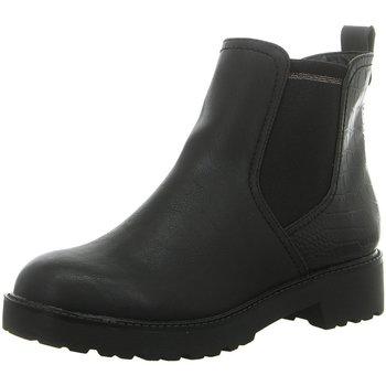 Schuhe Damen Low Boots Fritzi Aus Preußen Stiefeletten 0800080001 schwarz