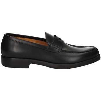Schuhe Herren Slipper Campanile X79 DUNKELBLAU