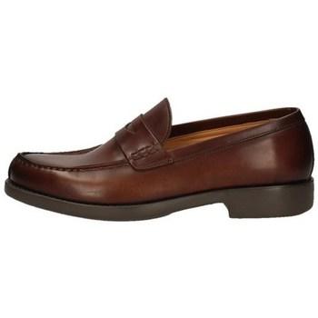 Schuhe Herren Slipper Campanile X79 BRAUN