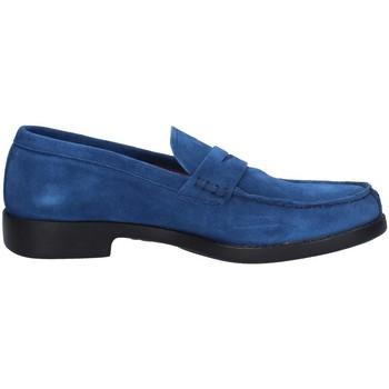 Schuhe Herren Slipper Campanile X79 ELEKTRISCHES BLAU
