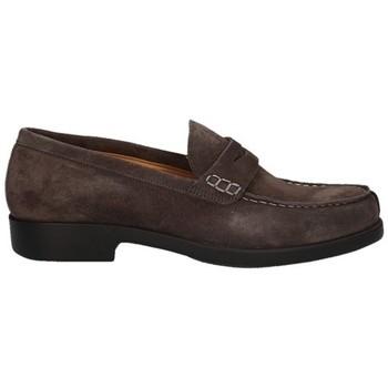 Schuhe Herren Slipper Campanile X79 ANTHRAZIT