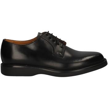 Schuhe Herren Derby-Schuhe Campanile X59 SCHWARZ