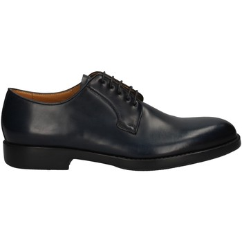 Schuhe Herren Derby-Schuhe Campanile X2637 BLAU