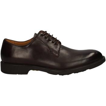 Schuhe Herren Derby-Schuhe Campanile X2637 BRAUN