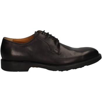 Schuhe Herren Derby-Schuhe Campanile X2637 SCHWARZ