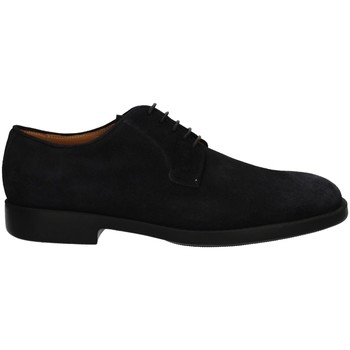 Schuhe Herren Derby-Schuhe Campanile X2637 NACHTBLAU