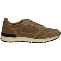 Schuhe Herren Sneaker Low Campanile X222 STEIN