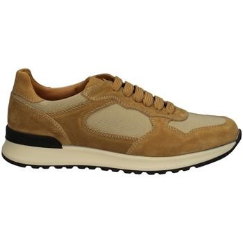 Schuhe Herren Sneaker Low Campanile X222 SAHNE