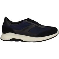 Schuhe Herren Sneaker Low Campanile X114 BLAU