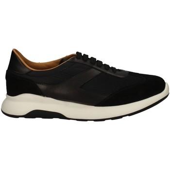 Schuhe Herren Sneaker Low Campanile X114 SCHWARZ