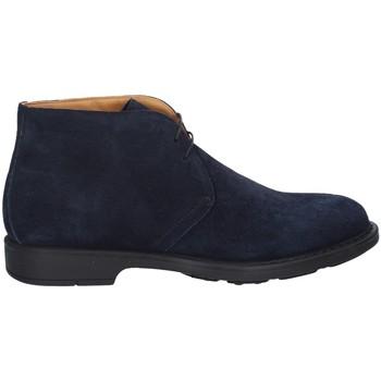 Schuhe Herren Boots Campanile X111 BLAU