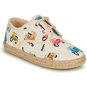 Schuhe Jungen Sneaker Low Citrouille et Compagnie OSTINO Multifarben