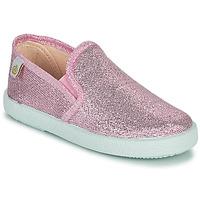 Schuhe Mädchen Ballerinas Citrouille et Compagnie OBILA Rose