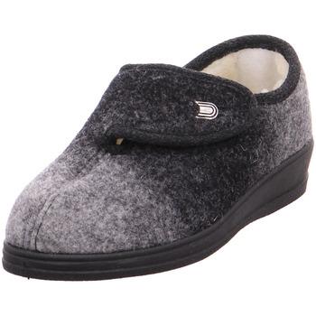 Schuhe Damen Hausschuhe Bold - 7548 schwarz