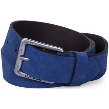 Accessoires Gürtel Lois Velvet Damen Gürtel Blau