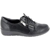 Schuhe Damen Slipper Boissy Stephiel Noir Schwarz