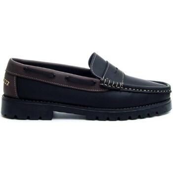 Schuhe Herren Slipper Montevita 68078 BLACK