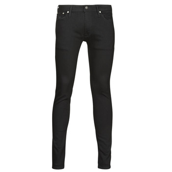Kleidung Herren Slim Fit Jeans Jack & Jones JJILIAM Schwarz