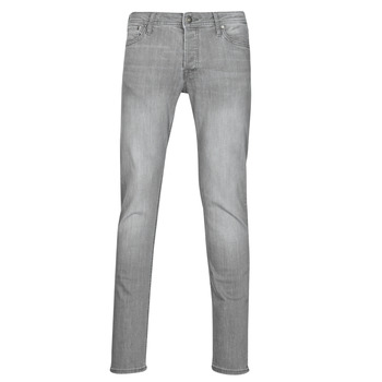 Kleidung Herren Slim Fit Jeans Jack & Jones JJIGLENN Grau