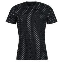 Kleidung Herren T-Shirts Jack & Jones JJMINIMAL Marine