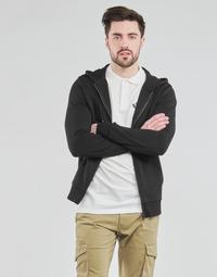 Kleidung Herren Sweatshirts Jack & Jones JJEBASIC Schwarz