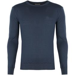Kleidung Herren Pullover Roberto Cavalli  Blau