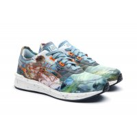 Schuhe Sneaker Low Asics Asics HyperGEL-LYTE x Vivienne Westwood  LIGHT STEEL/ORANGE