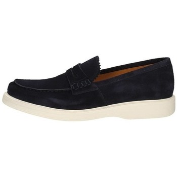 Schuhe Herren Slipper Campanile X89 BLAU