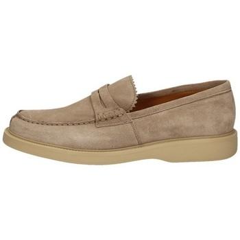 Schuhe Herren Slipper Campanile X89 SAHNE