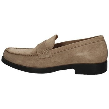 Schuhe Herren Slipper Campanile X79 BEIGE