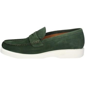 Schuhe Herren Slipper Campanile X79 LORBEER