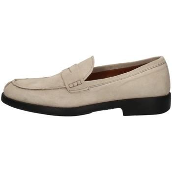 Schuhe Herren Slipper Campanile X79 WEISS