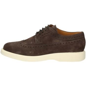 Schuhe Herren Derby-Schuhe Campanile X36 ANTHRAZIT