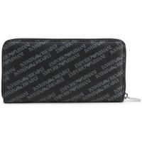 Taschen Herren Portemonnaie Armani - y4r169_ylo7e Schwarz