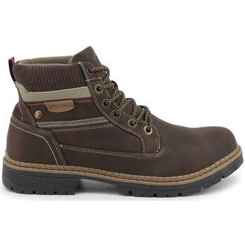 Schuhe Herren Stiefel Duca Di Morrone - 1216 Braun