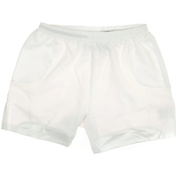 Kleidung Herren Shorts / Bermudas Hungaria H-15BPURK000 Weiss